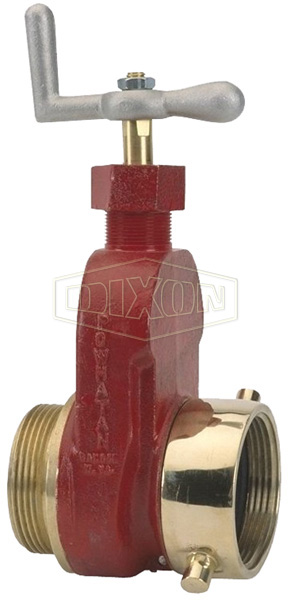 Single Hydrant Gate Valve with Speed Handle