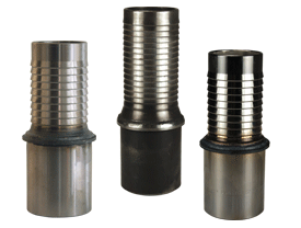 Holedall™ Beveled End Stem for Welding