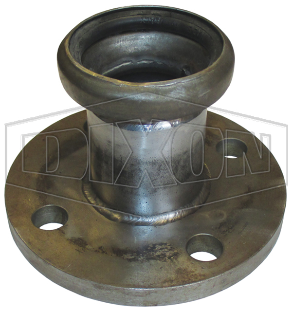 Agri-Lock Female x Fixed Flange