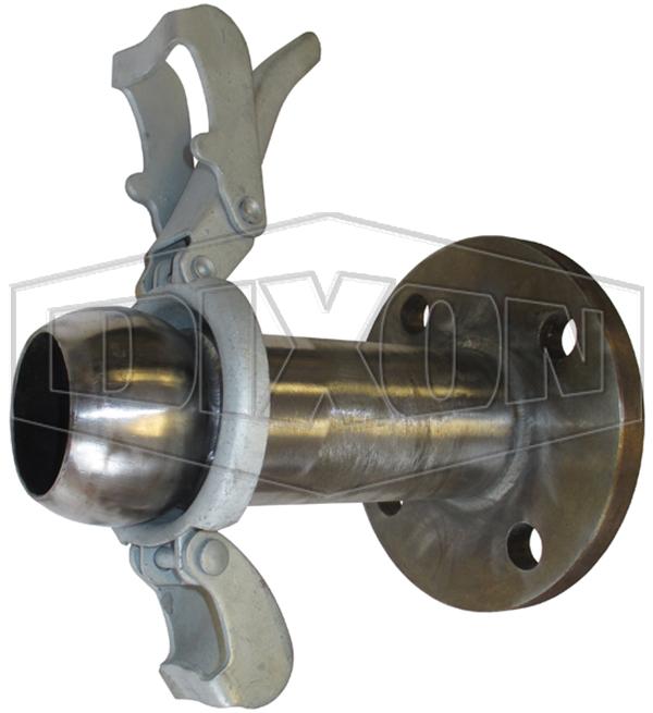 Agri-Lock Male x Fixed Flange