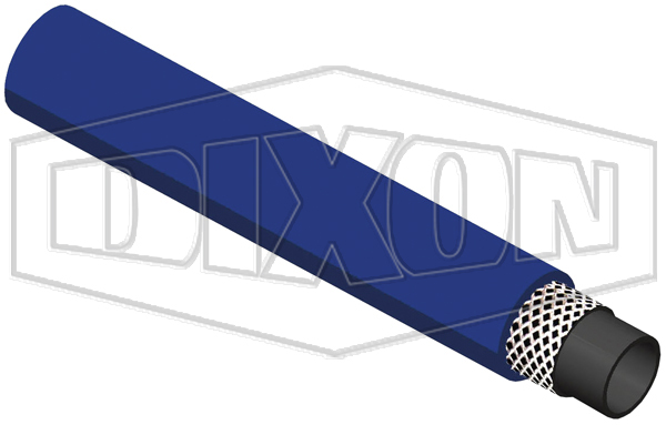 A190ASB 20 Bar Blue Antistatic Air Water Nitrogen Hose