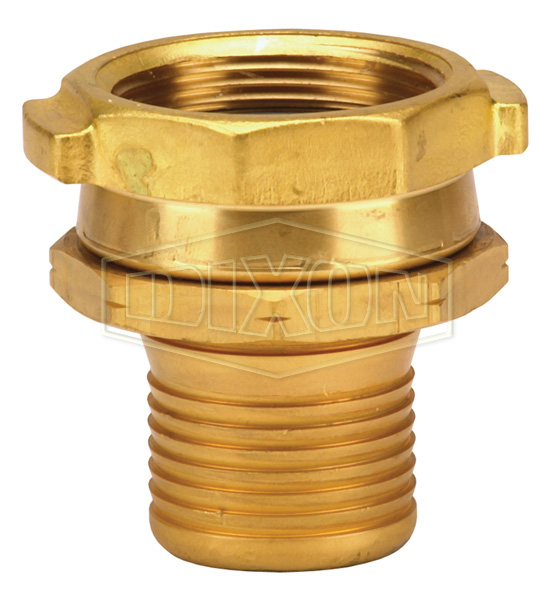 Scovill Style Permanent Female Coupling
