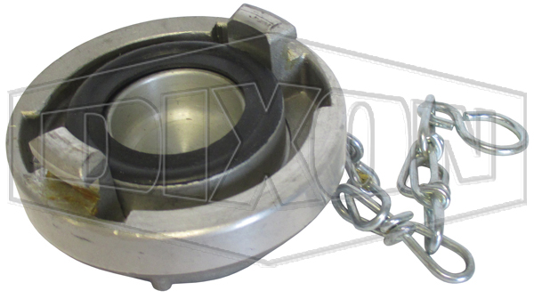 Storz Tanker Blank Cap with Chain