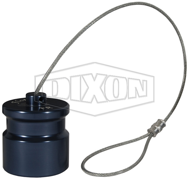FloMAX Diesel Fuel Receiver Cap