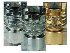Dual-Lock™ P-Series Thor Interchange Female Thread Coupler
