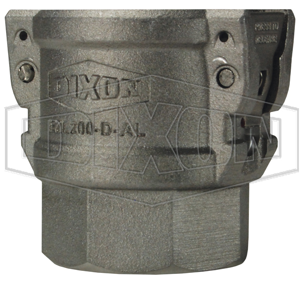 EZLink™ Armless Cam & Groove Type D Coupler x Female NPT