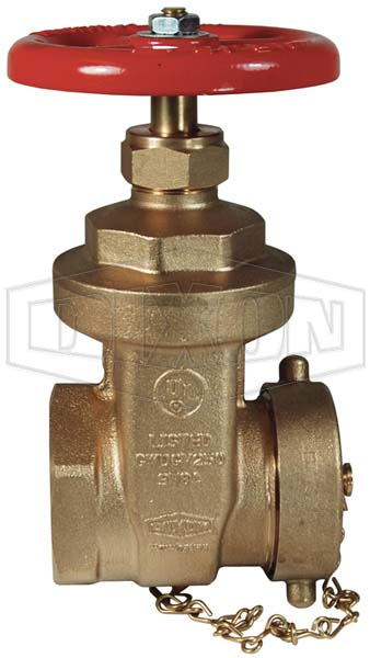 Global Non-rising Stem Wedge Disc Gate Valve