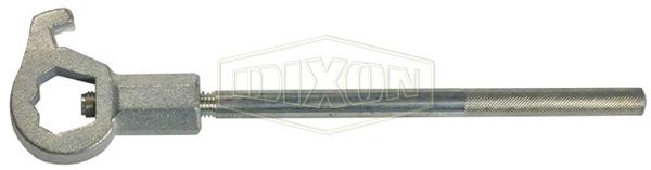 Heavy Duty Adjustable Hydrant Wrench