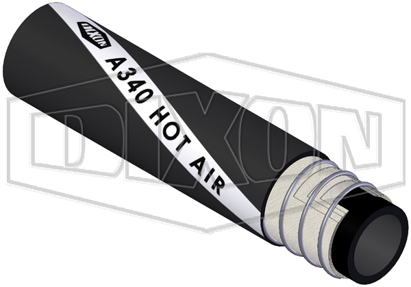 A340EU Premium Hot Air Blower Hose