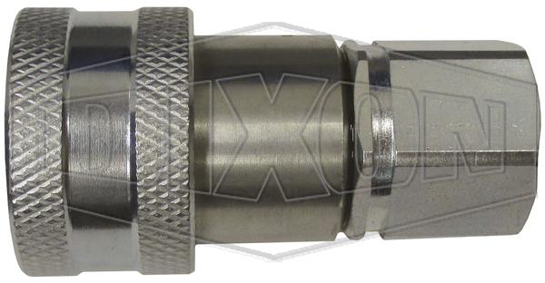 K-Series ISO-A Metric DIN 2852 Female Coupler