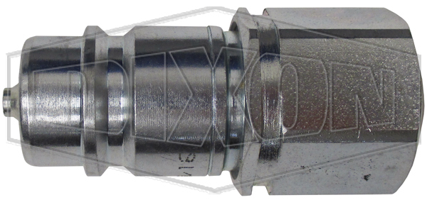 K-Series ISO-A Metric ISO 6149-1 Female Plug