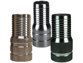 King™ Combination Nipple Grooved End