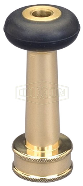 Brass Tip for Ball Shut-Off Nozzle