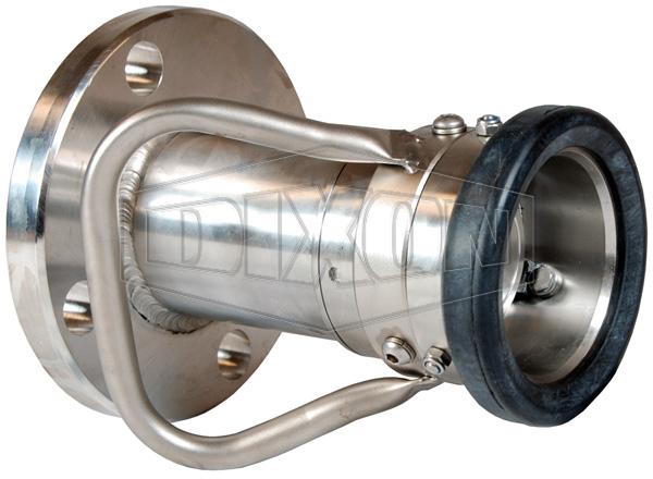 Dixon® Dry Disconnect Coupler x 150# ASA Flange