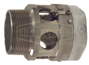 Dixon® Dry Aviation Sight Flow Indicator